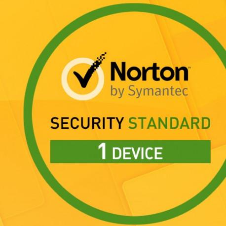 Norton Security 2016 Standard 3.0 1 Użytkownik, 1 Urządzenie