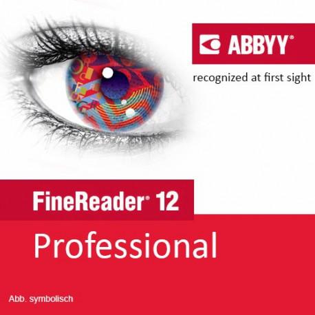ABBYY FineReader 12 Professional MAC PL ESD
