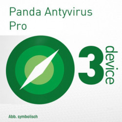 Panda Antivirus Pro 2018 Multi Device PL ESD 3 Urządzenia