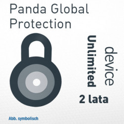 Panda Global Protection 2018 Multi Device PL ESD Unlimited 2 Lata