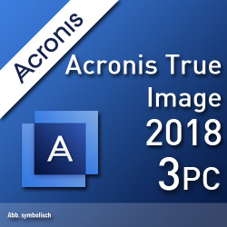 Acronis True Image Advanced + 250 GB 2018 3 PC