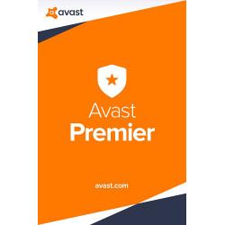 AVAST Premier 2018 3 PC / 1 Rok