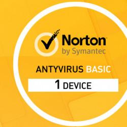 Symantec Norton Antivirus Basic Odnowienie