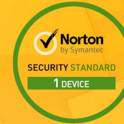 Norton Security 2018 Standard 1 Użytkownik, 1 Urządzenie Odnowienie