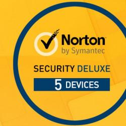 Norton Security 2018 Deluxe 1 Użytkownik, 5 Urządzeń Odnowienie