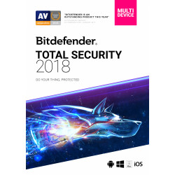 Bitdefender Total Security Family Pack - 3 Lata