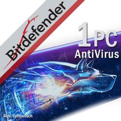 Bitdefender AntiVirus Plus 1PC/3Lata