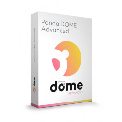 Panda Dome Advanced 3 Urządzenia / 1 Rok