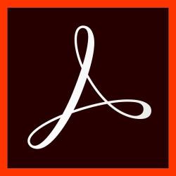 Adobe Acrobat Pro DC ENG (1 użytkownik) - licencja edukacyjna