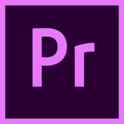Adobe Premiere Pro CC MULTILANGUAGE (1 użytkownik) EDU