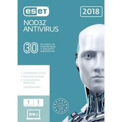 ESET NOD32 Antywirus 1 PC / 1 Rok