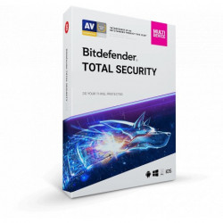 Bitdefender Total Security 10PC/1Rok Odnowienie