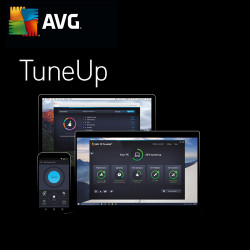 AVG PC TuneUP 2018 1 PC / 2 Lata