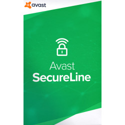 Avast SecureLine VPN / 1 Rok