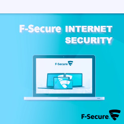 F-Secure Internet Security 2018 3PC Odnowienie