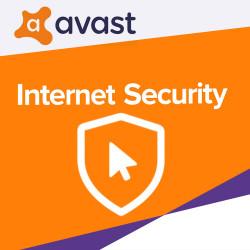 AVAST INTERNET SECURITY 2018 3 PC /2 Lata Odnowienie