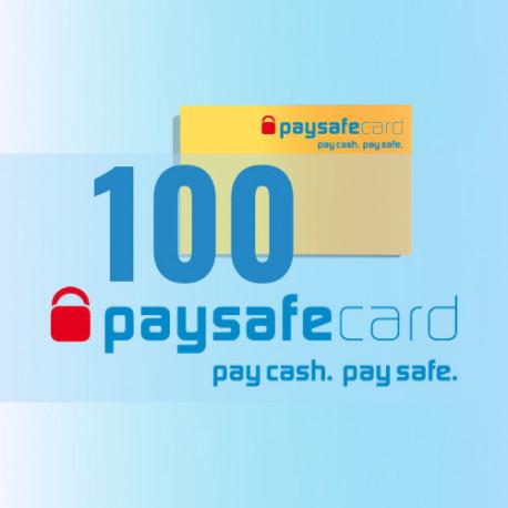 PaySafeCard 100 zł PSC