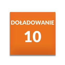 Doładowanie ORANGE 10 zł