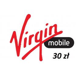 Doładowanie Virgin Mobile 30 zł