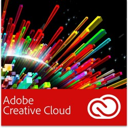 Adobe Creative Cloud EU English Win/Mac - Subskrypcja (12 m-ce)