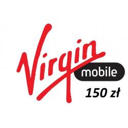 Doładowanie Virgin Mobile 150 zł