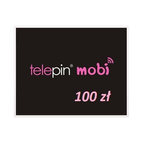 Doładowanie Telepin 100 zł