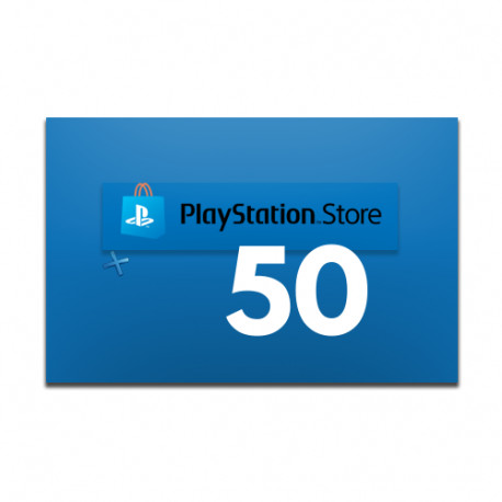 PlayStation Network 50zł