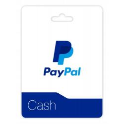 Doładowanie Paypal 5 EUR - KOD