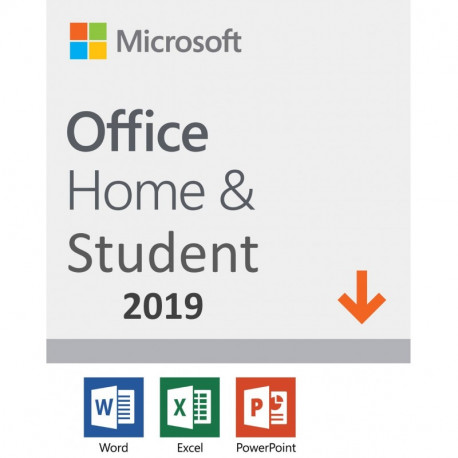 Microsoft Office Home & Student 2019 ESD
