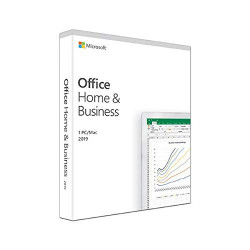 Microsoft Office Home & Bussines 2019 BOX WIN / MAC