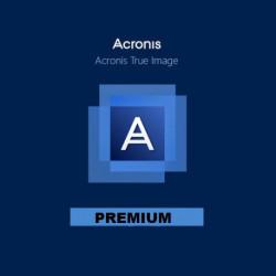 Acronis True Image Premium + 1 TB Cloud 2018 5PC
