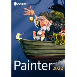 Corel Painter 2022 (Windows/Mac) - nowa licencja, wieczysta, komercyjna, elektroniczna