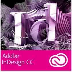 Adobe InDesign CC PL dla użytkowników wcześniejszych wersji - Subskrypcja