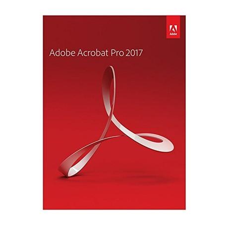ADOBE ACROBAT Pro DC v. 2017 Professional