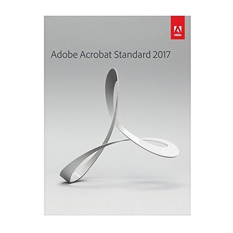 ADOBE ACROBAT DC v. 2017 Standard