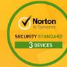 Norton Security 2018 Standard 1 Użytkownik, 3 Urządzenia