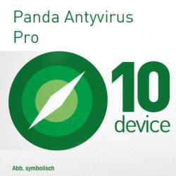 Panda Antivirus Pro 2018 Multi Device PL ESD 10 Urządzeń
