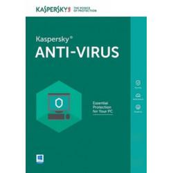 Kaspersky Antyvirus 2018 1 PC ESD