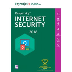 Kaspersky Internet Security Multi Device 2018 3 PC