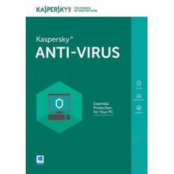 Kaspersky AntiVirus 5PC/2Lata Odnowienie