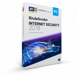 Bitdefender Internet Security 10PC/1Rok