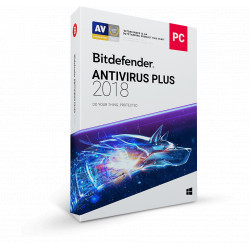 Bitdefender AntiVirus Plus 10PC/2Lata
