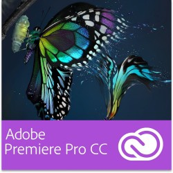 Adobe Premiere Pro CC ENG Multi European Languages Win/Mac - Subskrypcja (12 m-ce)