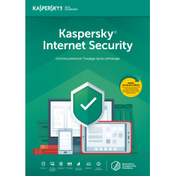 Kaspersky Internet Security Multi Device 2018 1 PC 2 Lata